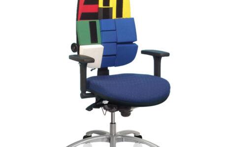 MFS-Stuhlsystem – das System zur individuellen Sitzlösung